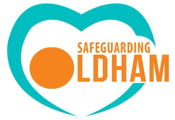 safeguarding in oldham logo